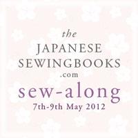 Japanesesewingbooks.com sew-along