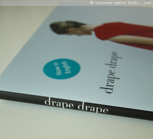 Book Review – Drape Drape (in English!)
