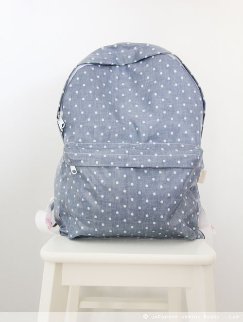 New Rucksack for School | Japanese Sewing, Pattern, Craft Books and ...