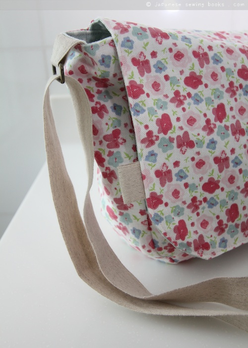 Reversible Messenger Bag | Japanese Sewing, Pattern, Craft Books and ...