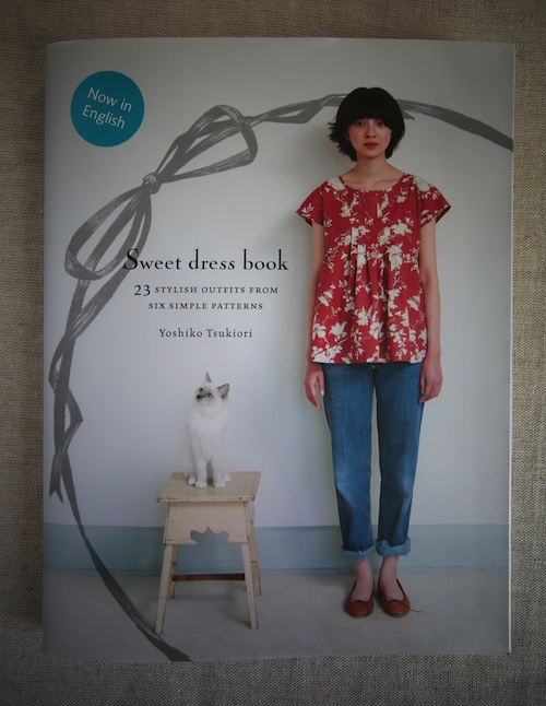 Book Review – Sweet Dress Book (Now in English)