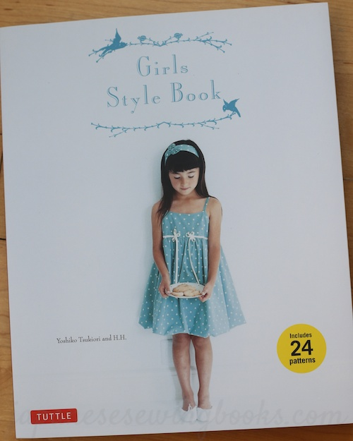 Book Review – Girls Style Book in English | Japanese Sewing, Pattern ...