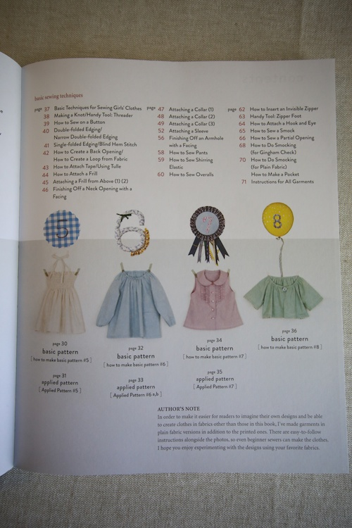 Book Review – Sewing for your girls (Sewing Recipe in English ...