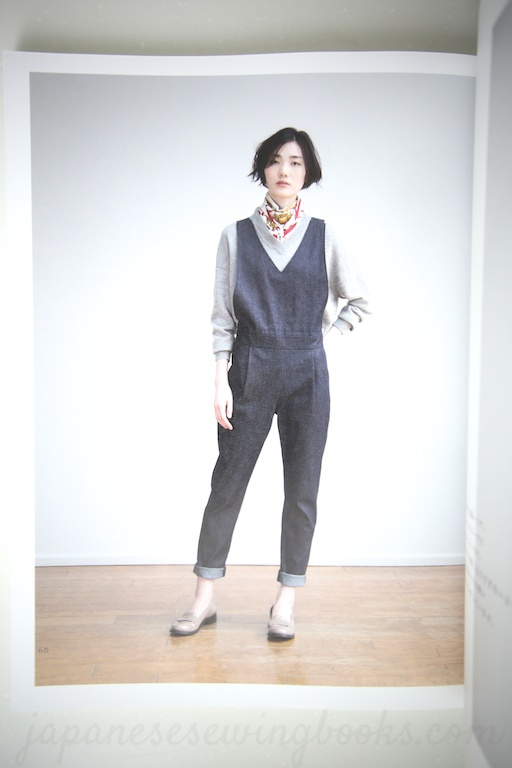 Book Review – Aoi Koda\'s Pattern Lessons for Autumn and Winter wear ...
