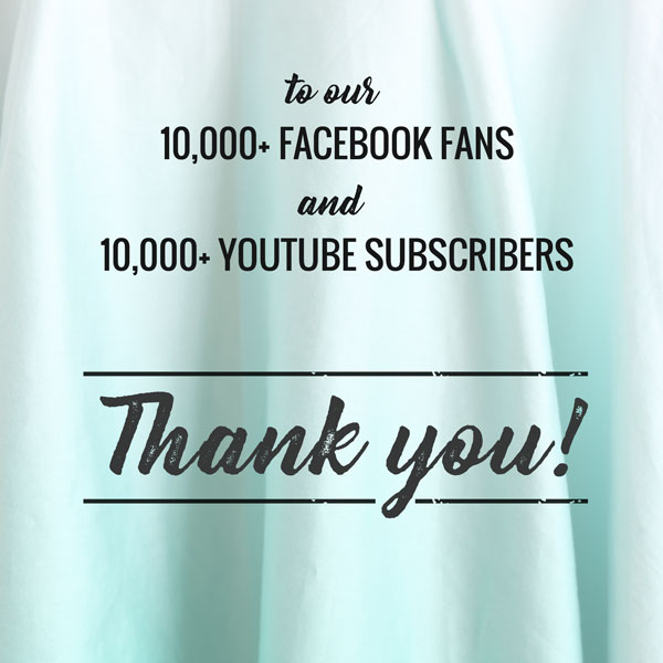 10000 Facebook Likes and 10000 Youtube Subscribers Giveaway ...
