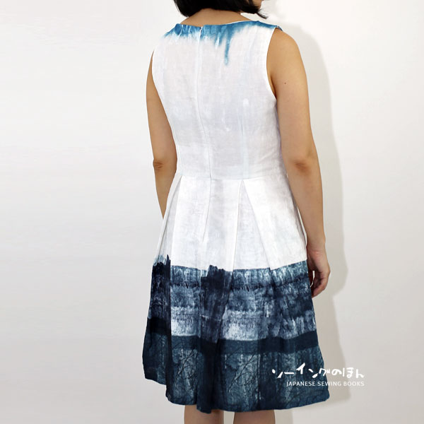 naniirorippledress_back