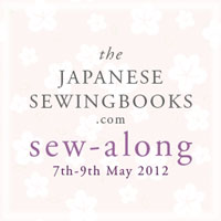 Japanesesewingbooks.com sew-along