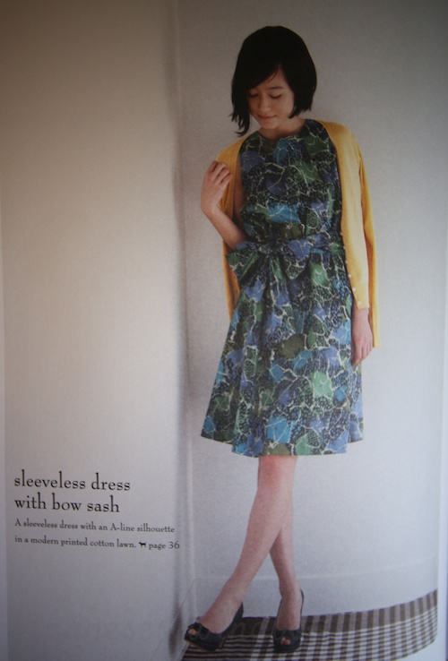 April Sew Along – Pattern A1 and A2 from Feminine Wardrobe – Part 1 of 2